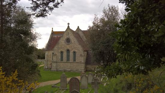 Bonchurch, UK: Church