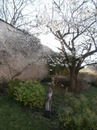 Sainte-Maure-de-Touraine, Fransa: Le jardin