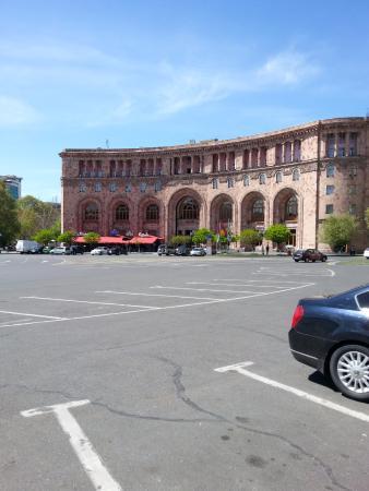 Vacances à  Erevan