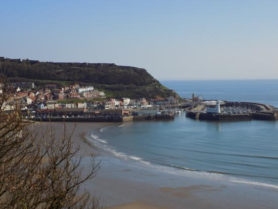 Cumberland Hotel: south bay scarborough