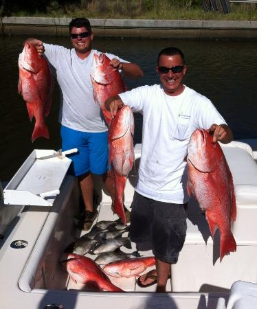 Milton, FL: Captain Jesse will put you on the fish!
