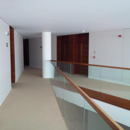 Santa Maria Hotel -- Fatima : corridor