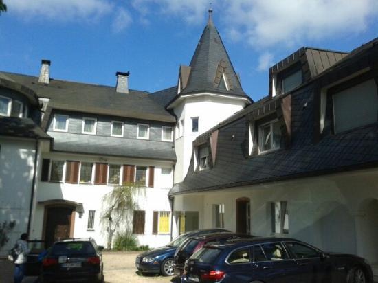 Hotel Villa Falkenberg: 20.04.2016
