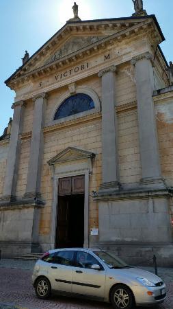 Cannobio, Italia: Collegiata San Vittore Martire