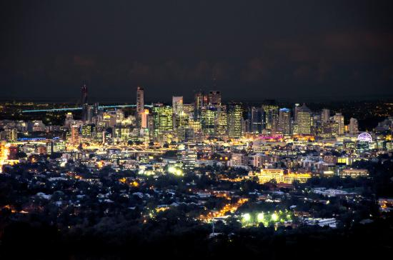mt coottha brisbane