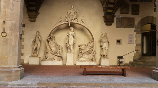 Museo Del Bargello.Museo Nazionale Del Bargello Foto Di Museo Nazionale Del Bargello