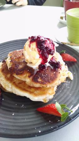 Wilson, Australia: Pancakes