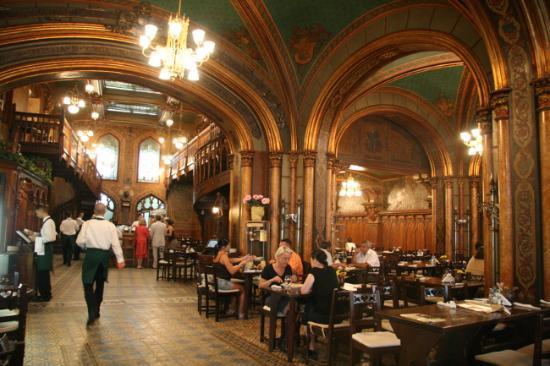 Imagini pentru restaurant caru cu bere photos