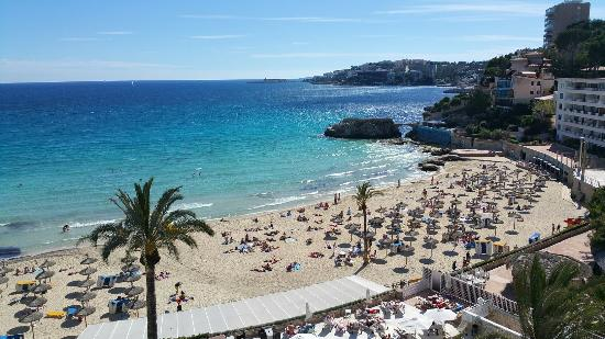 IMG_20160120_163003_large.jpg - Picture of Playa de Cala Mayor, Palma de Mall...