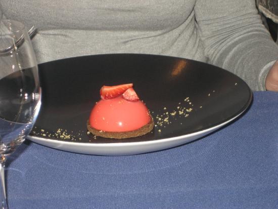Etage: Good dessert .