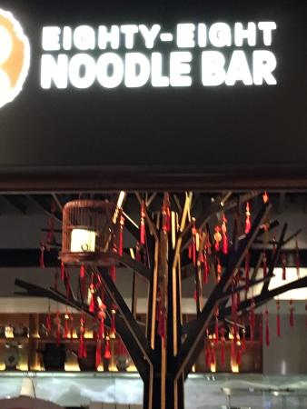 Eighty - Eight Noodle Bar