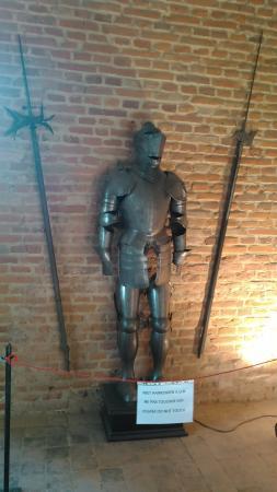 Groot-Bijgaarden, Βέλγιο: 甲冑がある