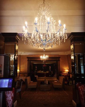Hotel Meyrick: Foyer