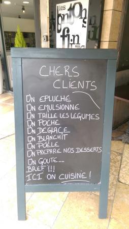 Icion cuisine !