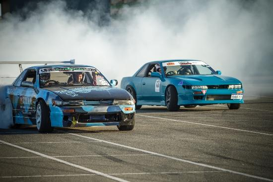 Ken Leong's Drift School