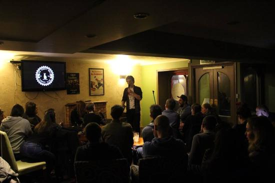The Rabbit Hole Comedy Club (now Mad Craic Comedy Club)