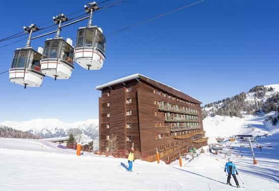 Photo of Hotel Terra Nova La Plagne