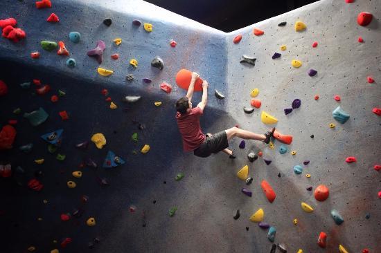 inSPIRE Rock Indoor Climbing & Team Building Center