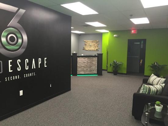Hertel Ave Escape Room