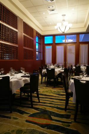 private dining room picture of the oceanaire seafood room denver rh tripadvisor com private dining rooms denver restaurants Contemporary Dining Room