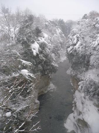 Fossombrone, Italie : neve 2012