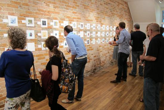 Chatham, Kanada: International Print Exchange
