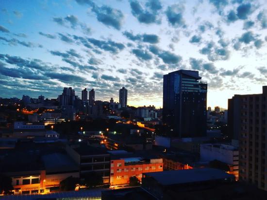 Ambassy Hotel: Maravilhosa vista pela manhã!