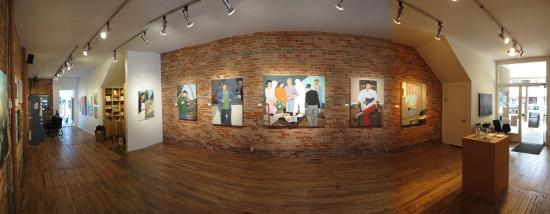 Chatham, Canadá: ARTspace panoram