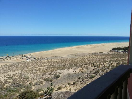 Residencial Playa Paraiso: Another  fantastic  view  from  my  balcony