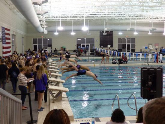 Douglasville, جورجيا: Swim meet
