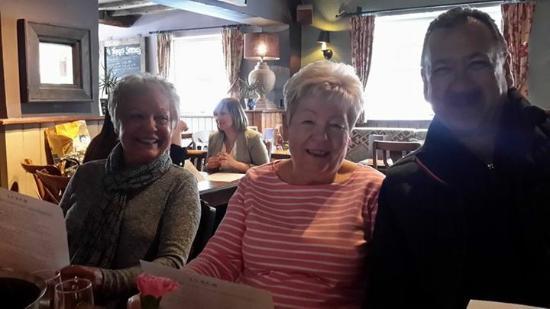 The Vine: mums birthday.