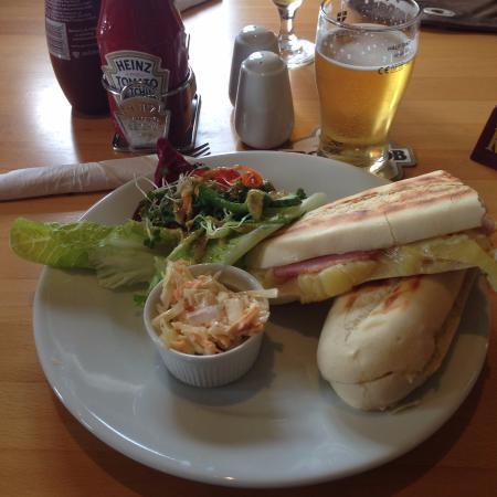 St Austell, UK: lunch