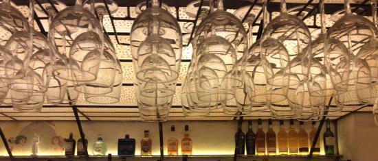Pormenor do bar