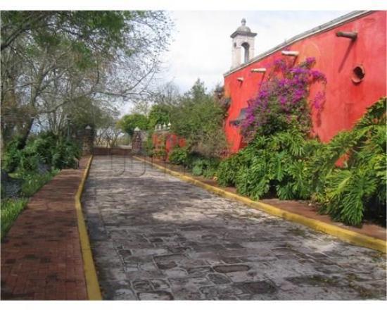 Alvaro Obregon, Meksika: desde el siglo XVIII
