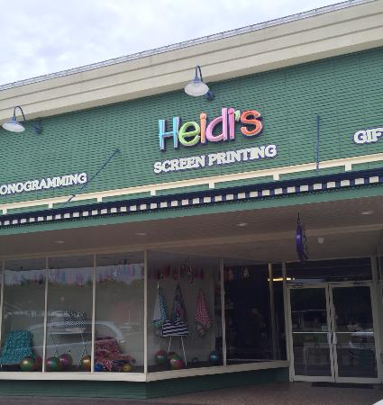 Cleveland, MS: Heidi's Monogramming, Screen Printing and Gifts