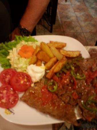 Lagonid Bistro-Cafe: Plat chaud