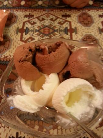 Lagonid Bistro-Cafe: Dessert