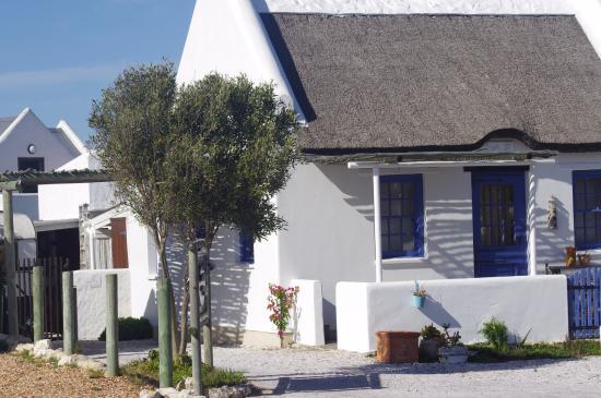 Paternoster, Sudáfrica: Quaint houses