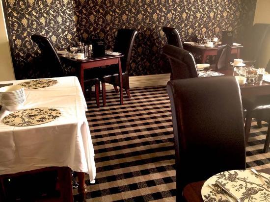 Cranleigh Boutique: Breakfast / Dining room