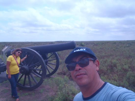 Palo Alto Battlefield National Historic Site: American canion