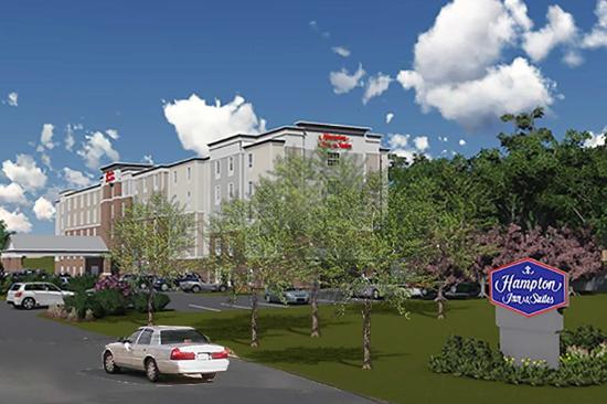 Hampton Inn & Suites Yonkers -...