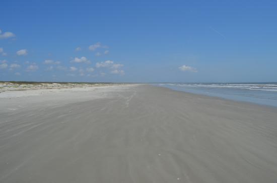 Sea Camp Beach Georgia The Best Beaches In World Berland Island