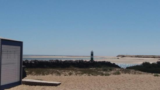 Fuseta, Portekiz: Ilha da Fuzeta