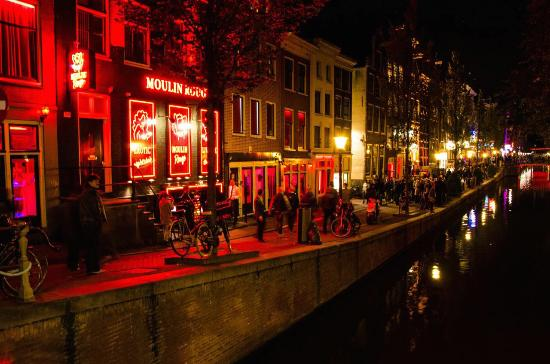 Image Gallery Moulin Rouge Amsterdam Website