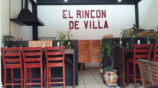 """El Rincon de Villa """" La Torteria """""""