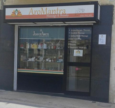 Zabbar, Malta: Aromatherapy and Beauty parlour