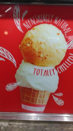 XTC on Ice Gelato: Lezzetli dondurma...