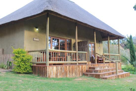 Addo, Sudáfrica: dit zijn twee hutjes voor ieder 4 personen