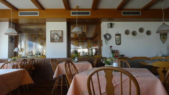 Eichstetten am Kaiserstuhl, Germania: Gasthof Rebland - Sala ristorante