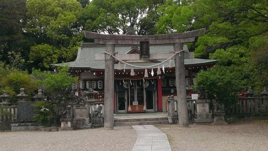 Hatamono Shrine
